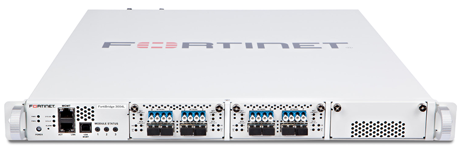 Fortinet FortiBridge 3004L Bypass Appliances