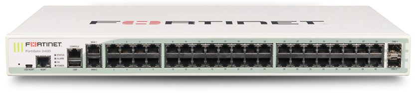 Fortinet FortiGate 240D-POE