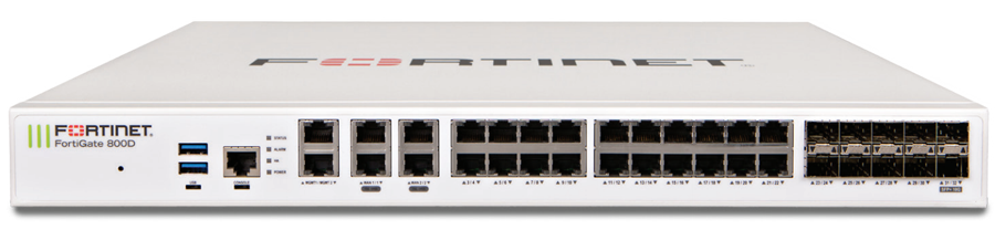 Fortinet FortiGate 800D