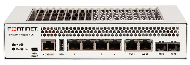 Fortinet FortiGate Rugged 60D