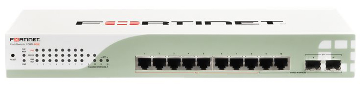 Fortinet FortiSwitch 108D-POE