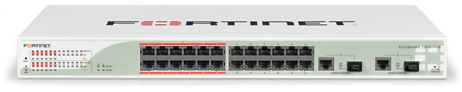 Fortinet FortiSwitch 124B-POE