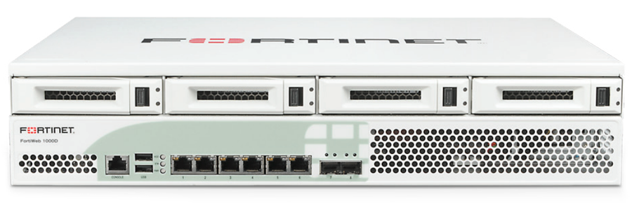 Fortinet FortiWeb 1000D