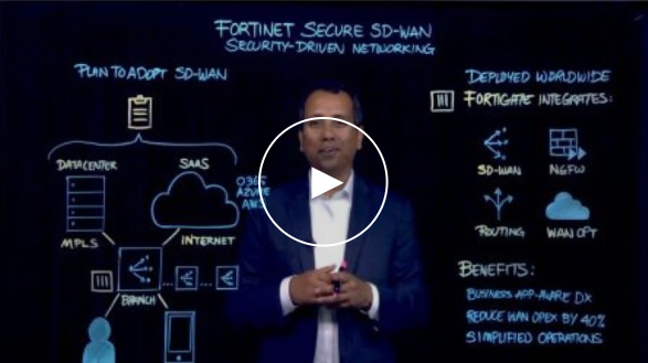 SD WAN Video